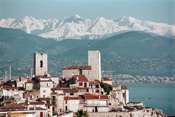Antibes, Cannes & Grasse